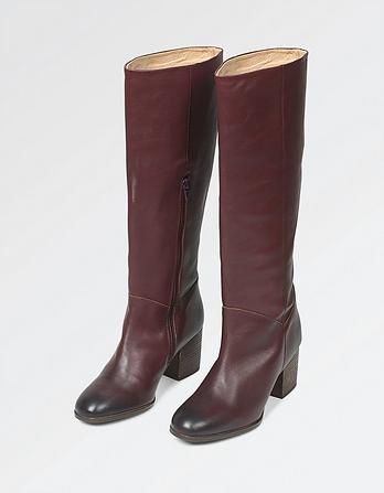 Wells Knee High Boot