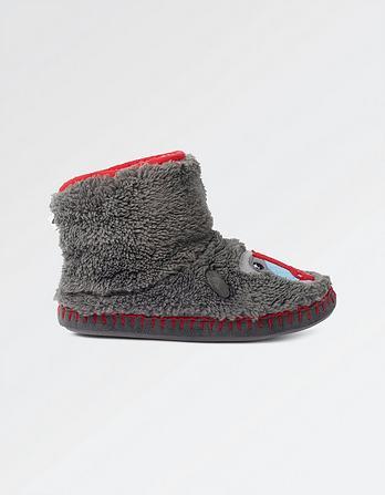 Baboon Slipper Boots
