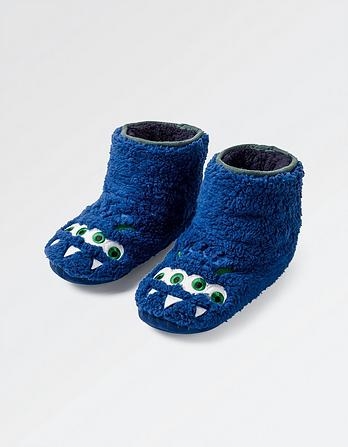 Alien Slipper Boots