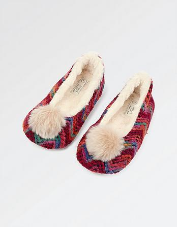 Bella Ballerina Slippers