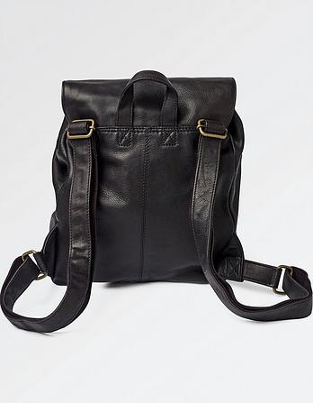 Rosie Leather Rucksack