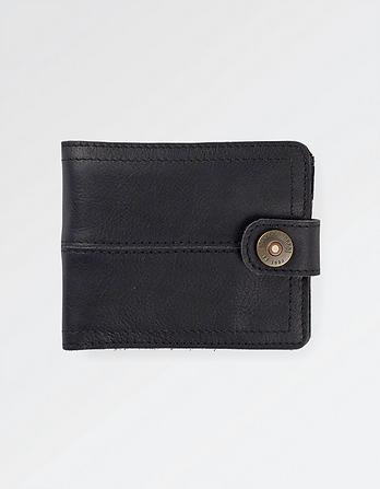 Seamed Leather Wallet