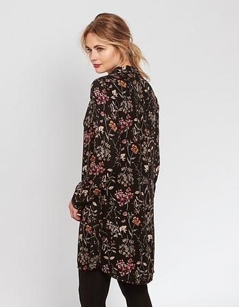 Isla Wildflower Shirt Dress