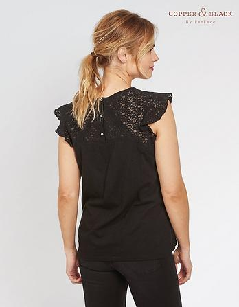 Selby Lace Top