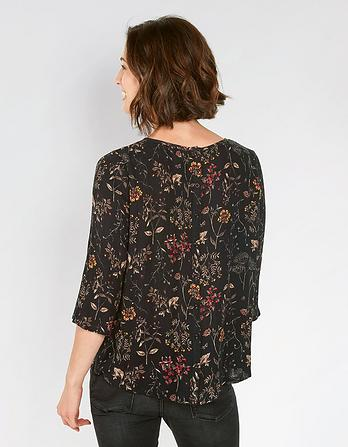 Bella Wildflower Blouse