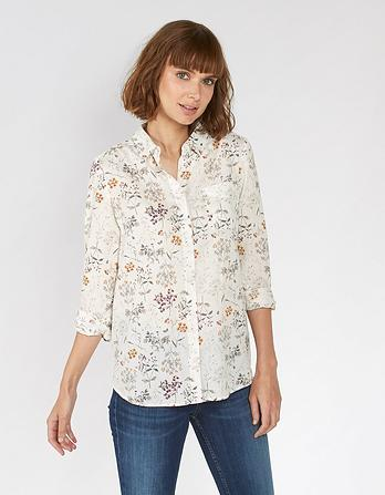 Olivia Wildflower Shirt