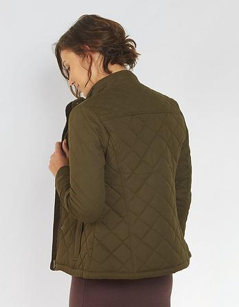 Quilted Shillington Jacket