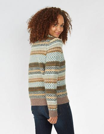 Isla Pattern Jumper