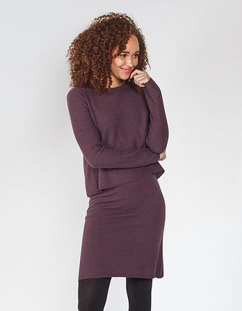 Aurora 2 in 1 Knitted Dress