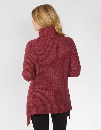Evie Roll Neck Sweater