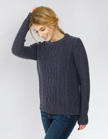 Esther Cable Cashmere Jumper