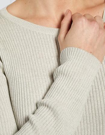 Sofia Lurex Sweater