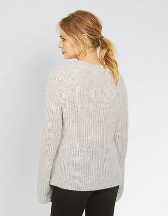 Scarlett Bell Sleeve Sweater