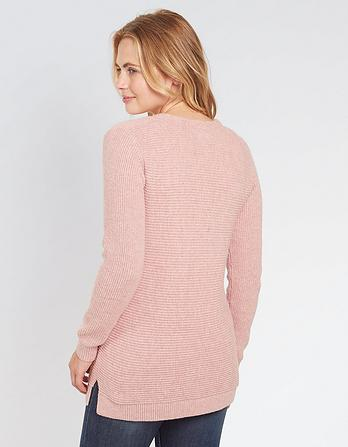 Mila V Neck Jumper