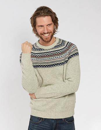 Fairisle Christmas Sweater