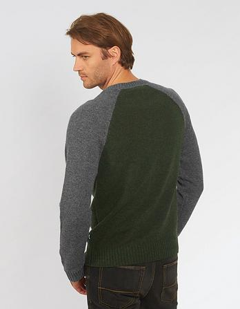 Heywood Raglan Sweater
