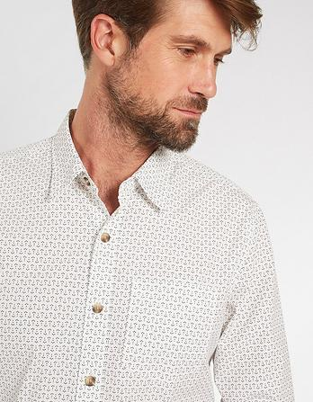 Leighfield Print Shirt