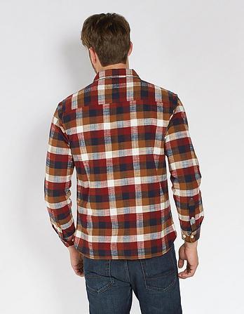 Burland Check Shirt
