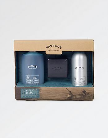 Ocean Escape Duo and Soap Gift Set