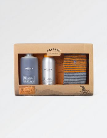 Alpine Adventure Duo and Socks Gift Set