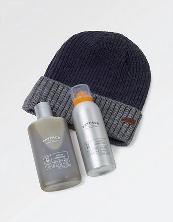 Alpine Adventure Duo and Beanie Gift Set