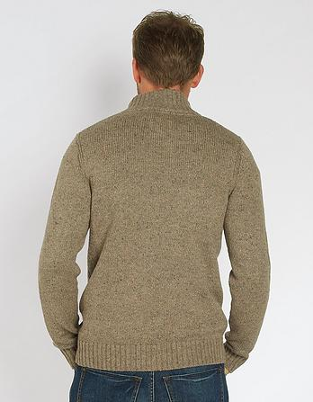 Halton Half Neck Jumper