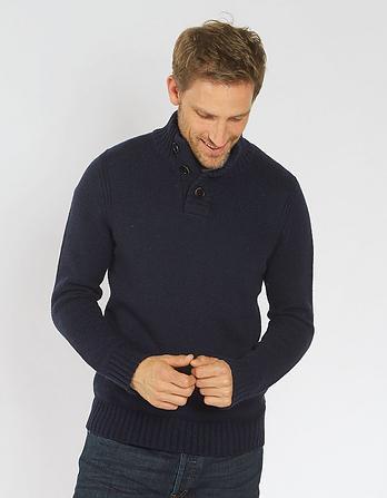 Halton Half Neck Sweater
