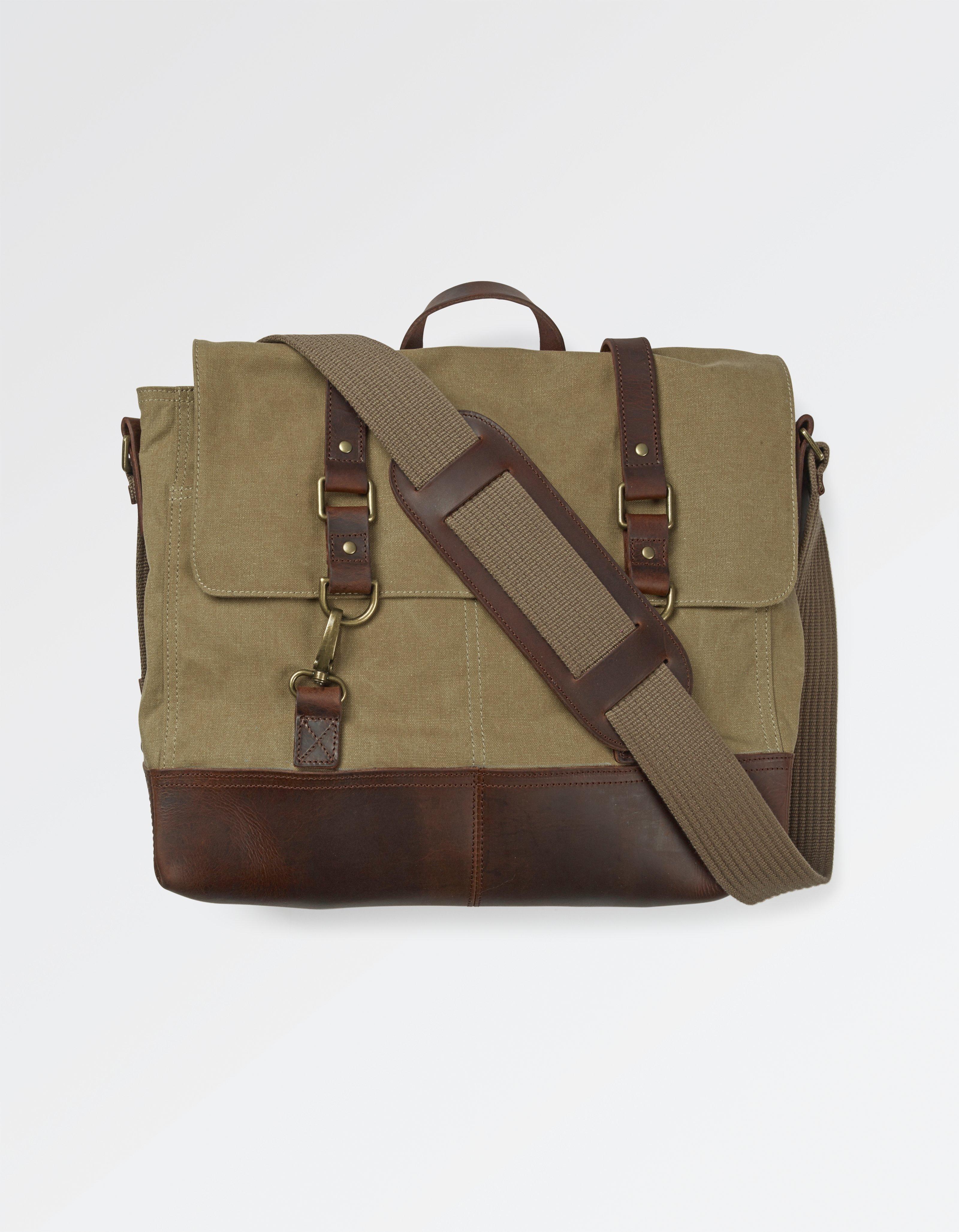 Premium Messenger Bag