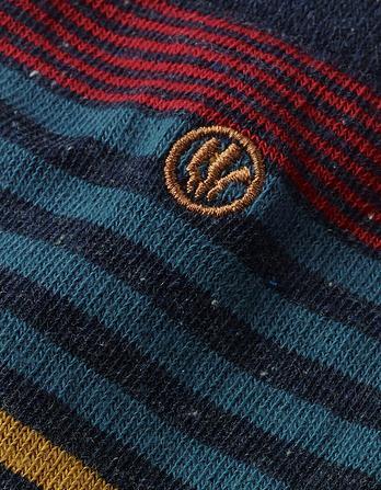 One Pack Jack Stripe Socks