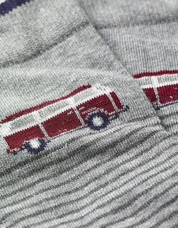 One Pack Camper Stripe Socks