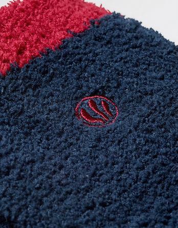 One Pack Colour Block Idaho Socks