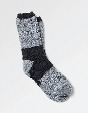 One Pack Colour Block Idaho Socks