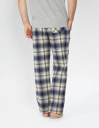 Harrogate Check Lounge Pants