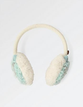 Arctic Fox Earmuffs