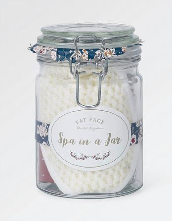 Spa in a Jar Gift Set