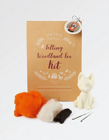 Fox Needle Felt Kit