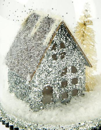 Little House Christmas Decoration