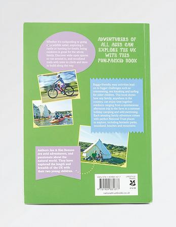 Amazing Family Adventures Book