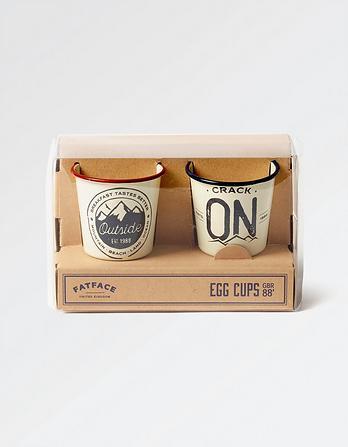 Crack On Egg Cups