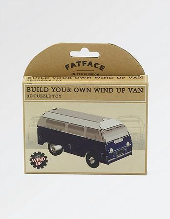 Build Your Own Van