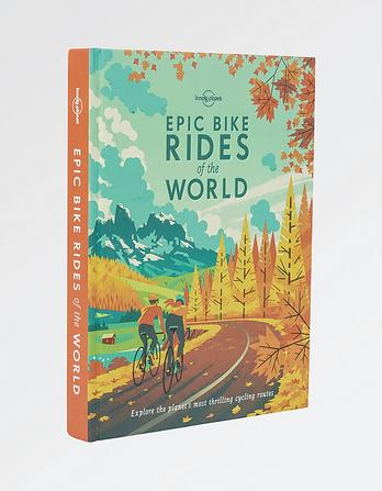 Epic Bike Rides Book