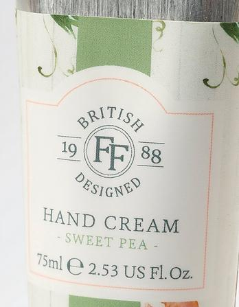 Sweet Pea Hand Cream