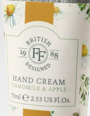 Camomile And Apple Hand Cream