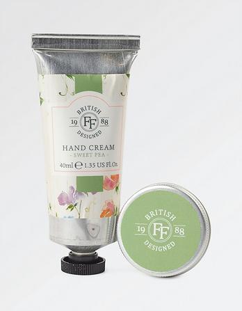 Hand Cream And Lip Balm Gift Set