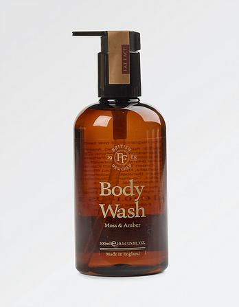 Moss And Amber Body Wash