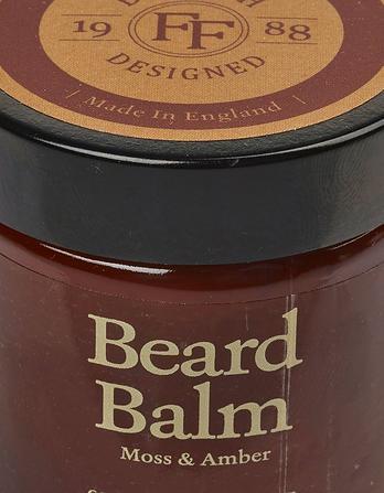 Moss And Amber Beard Balm