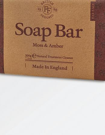 Moss and Amber Soap