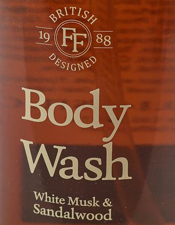 Sandalwood Body Wash