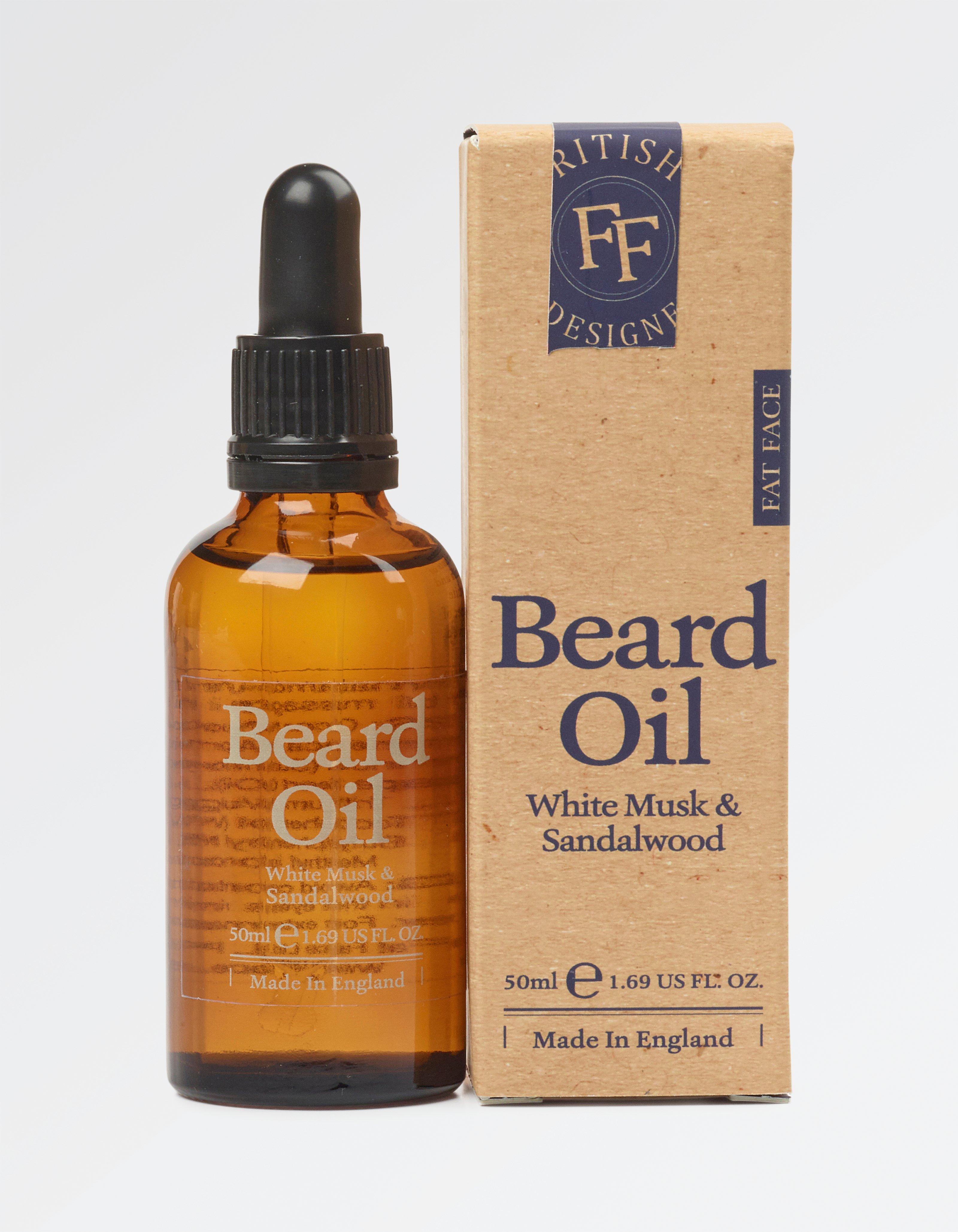 Sandalwood Beard Oil