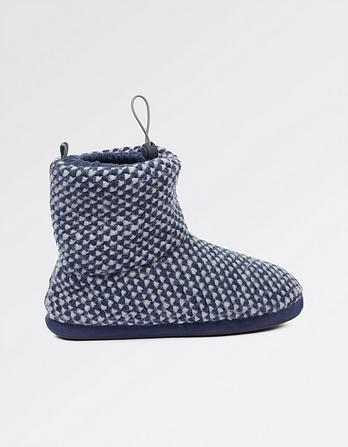 Josh Knit Toggle Slipper Boots